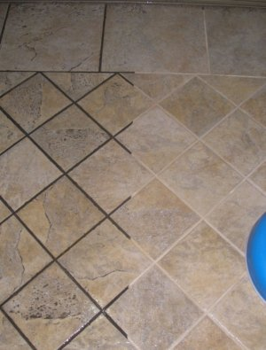 Tile & Grout cleaning from Double Dutch Services East Sussex